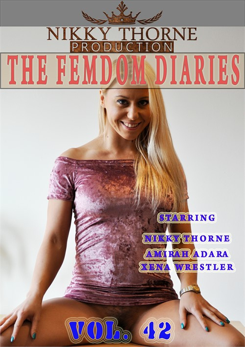 Femdom and Strapon NikkyThorneProductions - The Femdom Diaries Vol. 42