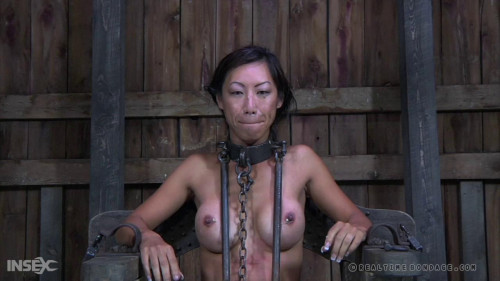BDSM RealTimeBondage - Tia Ling, Sister Dee - Turd Says Part Two