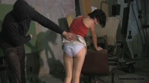 BDSM Teen punish