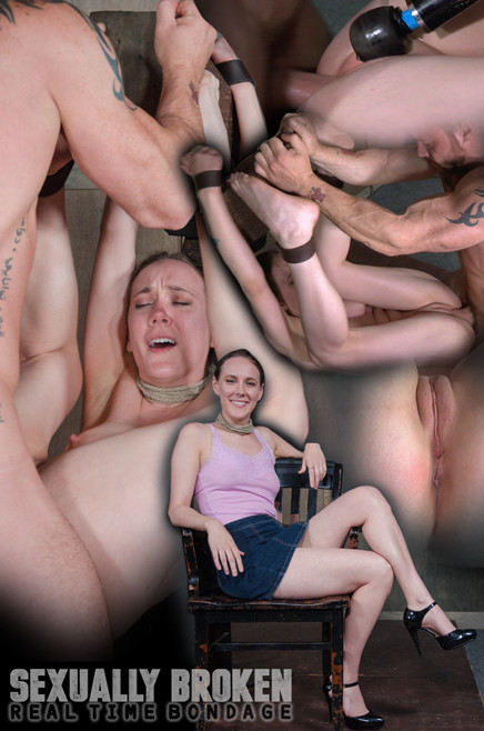 bdsm Sierra Cirque Fucked and Vibrated While Having Violent Orgasms