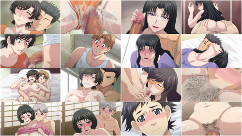 Anime and Hentai Other people's wives in the very juice