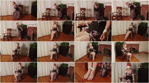 BDSM Bdsm Most Popular Dress Destroyed on WrapGagged Damsel Lorelei