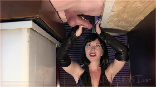 Femdom and Strapon Accept the humiliation of your Mistress-nothingness part 7