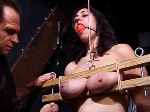 BDSM Extreme Tit Torture Part 13