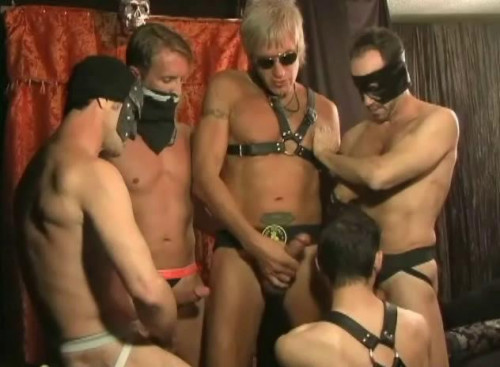 Gay BDSM Breeding The Beast