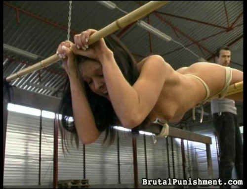 BDSM Tied Tight and Tormented