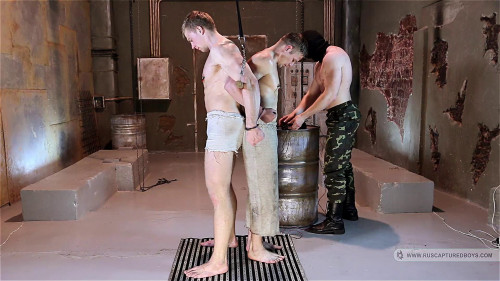 Gay BDSM Slaves Competition 2 Part Four (2016)