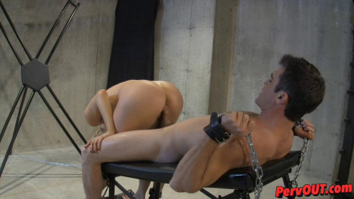 Femdom and Strapon Edged Sex Slave Training (02.02.2015)