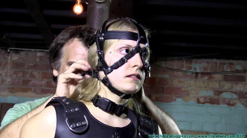 BDSM The Girl Becomes The Pony Girl