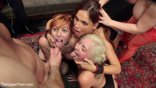 BDSM The Fantastic Fucking Folsom Orgy Pt. 2