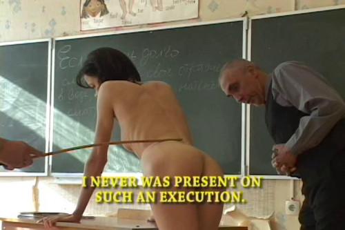BDSM Grammar School in Russia