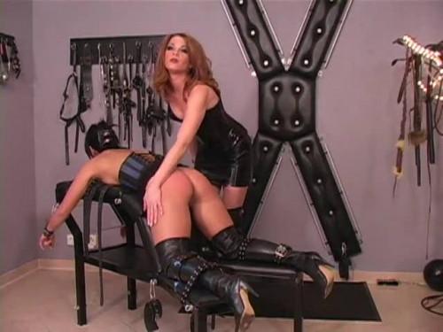 BDSM Latex The Domina Files Vol. 32