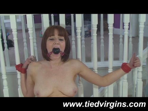 BDSM Orgasming Bondage Slut - Candi Blows