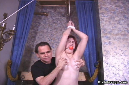 BDSM Ricksavage Gold Exclusive Perfect Hot Sweet Collection. Part 8.