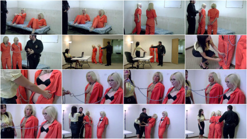 BDSM Crystal And Jaicey In Prison