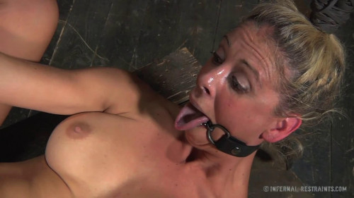BDSM Bondage, strappado, spanking and torture for bitch part 3 Full HD1080