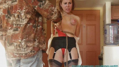 BDSM They Get Revenge on Cherry Doll (with Riley Jane) Part 3