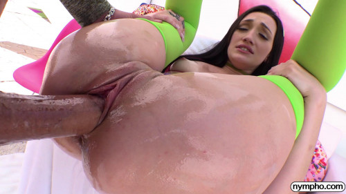 Megan Hughes Gets Stretched Out