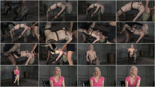 BDSM Beautiful blonde Ella Nova