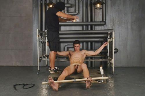 Gay BDSM RCapturedBoys - Handsome Guy Stanislav. Final Part
