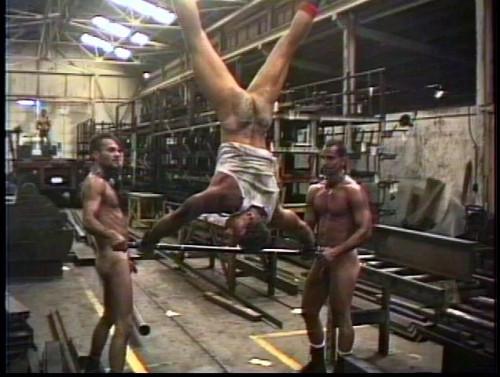 Gay BDSM Zeus - Steel Dungeon pt.1-2