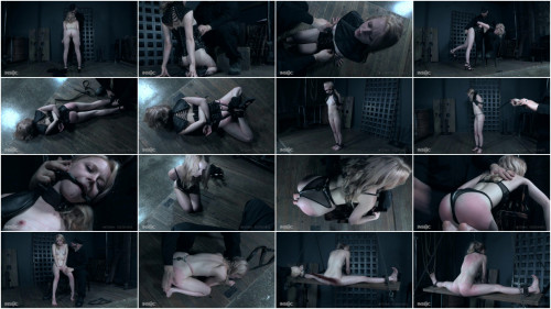 BDSM Rough Humiliation For Alice Sky