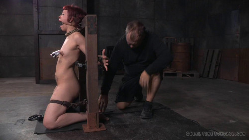 BDSM Elizabeth Thorn, Violet Monroe high