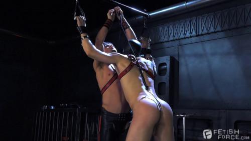 Gay BDSM Fetish Force - Pig Puppy, Scene 2 - Lance Hart & Tyler Rush