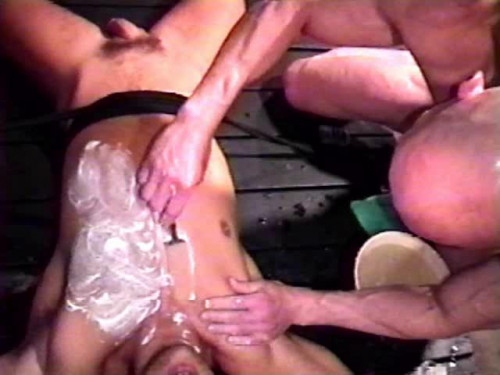 Gay BDSM Double Trouble