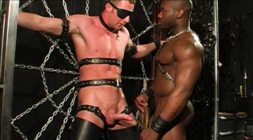 Gay BDSM Anatomy Of Bondage