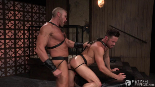 Gay BDSM Permission, Scene 06 (Mike DeMarco and Dallas Steele)