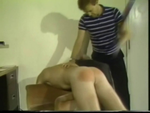 Gay BDSM The Spanking Master