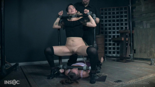 BDSM Slippery When Mia Part 1 , Mia Torro