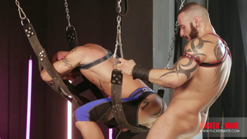 Gay BDSM Antonio Miracle, Aymeric Deville