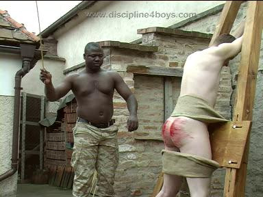 Gay BDSM Discipline4Boys - Prison Punishment 1