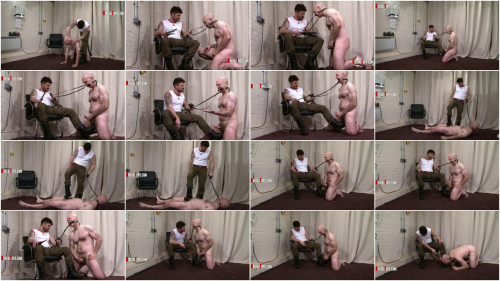 Gay BDSM Brody Fields