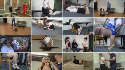 BDSM Hot Beautifull Cool Vip Very Gold Collection Of OfficePerils. Part 4.