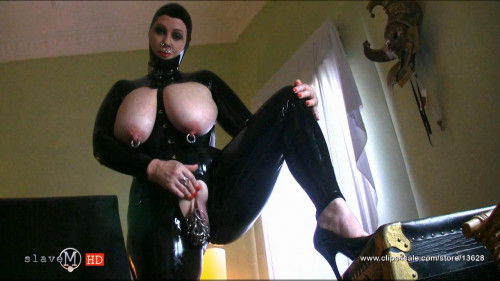 BDSM Latex Slave M New Perfect Gold Sweet Excellent Hot Vip Collection. Part 4.
