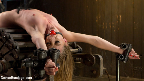 bdsm Dominatrix is Destroyed with Brutal Domination in Strict Bondage