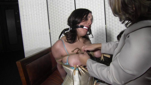 BDSM In Way Over Her Head - HD 720p