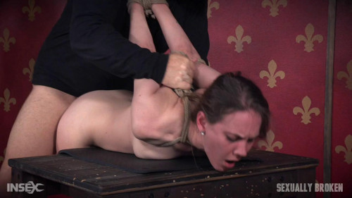 bdsm Sierra Cirque Tag Teamed and Fucked Until Glassy Eyed and Delirious