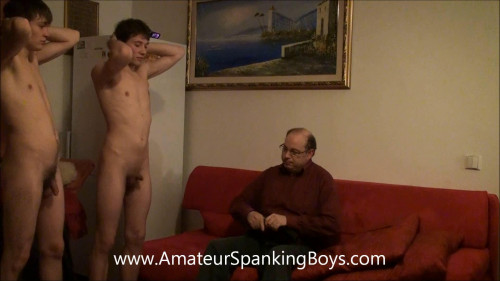 Gay BDSM SpankingBoysVideo - Daniel and Kuba