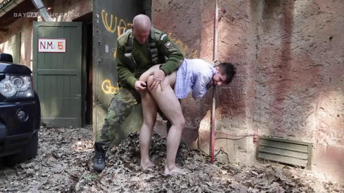 Gay BDSM Prisoner of Asskaban