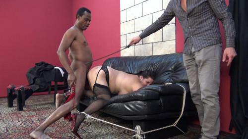 BDSM Big Tits Deborah back to porn!