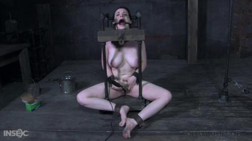 BDSM Infernal Restraints - Sliding Slut - Sybil Hawthorne