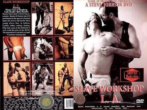 Gay BDSM Slave Workshop L.a. (1992) - John Panther, Luke Bender