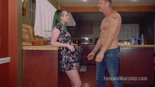 Femdom and Strapon Leila and Thomas 2017