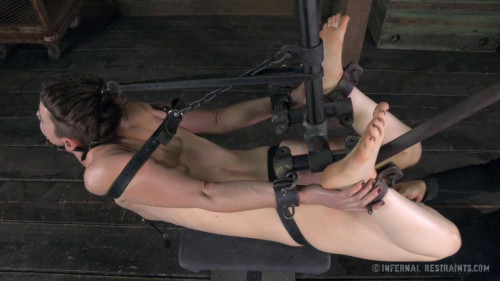 BDSM Stuck in Bondage - Hazel Hypnotic