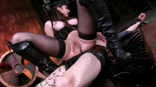 Femdom and Strapon For Mistress Pleasure Only