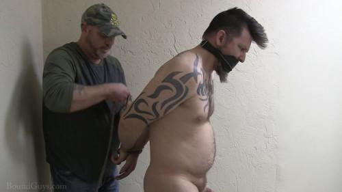 Gay BDSM Exposing The Store Clerk